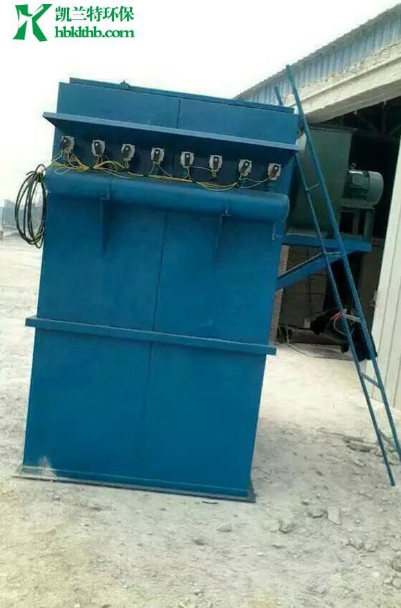 袋式除尘器厂家的创新工作需要哪些因素?(图1)
