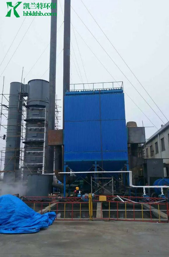 锅炉除尘器