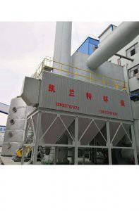脈沖除塵器影響除塵效率的因素